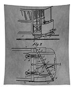 Railcar Fender Tapestry
