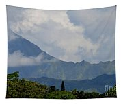 Rain Clouds Over The Makalehas Tapestry