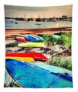 Rainbow Fleet Tapestry
