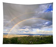 Rainbow In Jerome Tapestry
