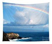 Rainbow Maui Hawaii Tapestry