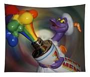 Rainbow Squirt Tapestry