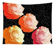 Raindrops On Roses - My Favorite Things Tapestry