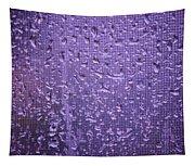 Raindrops On Window II Tapestry