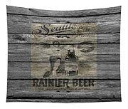 Rainier Beer Tapestry