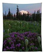 Rainier Pastel Dawn Tapestry