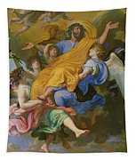 Rapture Of Saint Joseph Tapestry