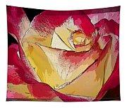 Rasberries And Cream Painterly Tapestry
