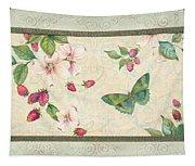 Raspberry Bliss Tapestry