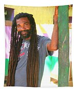 Rasta Man Tapestry