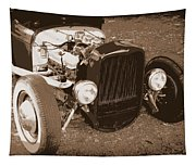 Rat Rod Tapestry