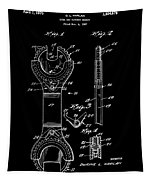 Ratchet Wrench Patent Tapestry