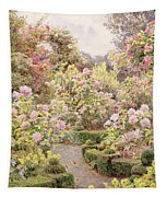 Raundscliffe - Everywhere Are Roses Tapestry