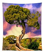 Reaching For The Sky Tapestry