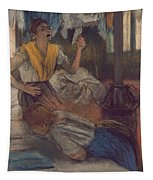 Reading A Letter Tapestry