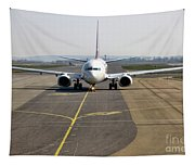 Ready For Take Off Tapestry
