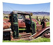 Ready To Roll Tapestry