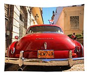 Red Chevrolet Tapestry
