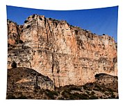 Red Cliffs Blue Sky Tapestry