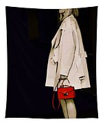 Red Clutch Tapestry