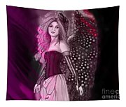 Red Fairy Tapestry