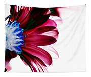 Red Flower Tapestry