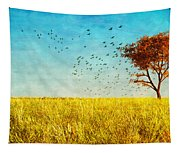 Red Maple Tapestry