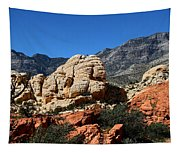 Red Rock Canyon 2 Tapestry