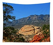 Red Rock Canyon 4 Tapestry