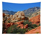Red Rock Canyon 5 Tapestry