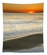 Red Sea Sunset Tapestry