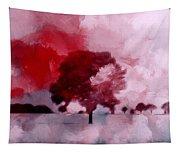 Red Sky Tapestry