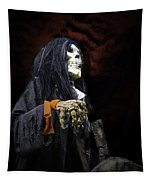 Red Skys At Night Pirates Delight Tapestry