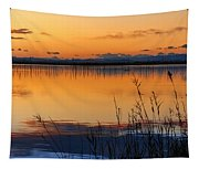 Red Sunset. Valencia Tapestry