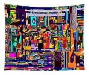 Redemption Prayer 12c Tapestry