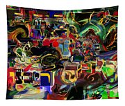 Redemption Prayer 14 U Tapestry