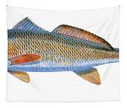 Redfish Tapestry