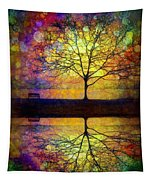 Reflected Dreams Tapestry