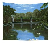 Reflecting Pool Tapestry