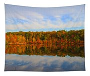 Reflection Of The Fall Tapestry