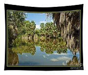 Reflections In Water Tapestry