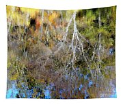 Reflections Of Fall 5 Tapestry