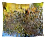 Reflections Of Fall1 Tapestry