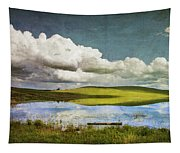 Reflections On Watership Down Tapestry