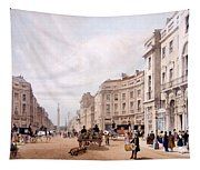 Regent Street, Looking Towards The Duke Tapestry