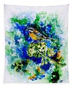 Reina Mora Tapestry