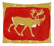 Reindeer Tapestry