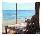Relax Porch Tapestry