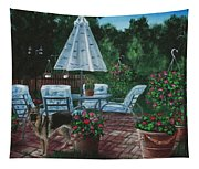 Relaxing Place Tapestry