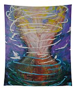 Release And Renewal Tapestry